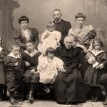 Unamuno y su familia 2