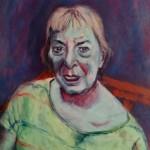 retrato julia saez por lisa cuomo