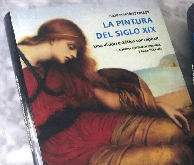 """Julio Martínez Calzón: """"La pintura del siglo XIX"""" (2 Tomos)"""
