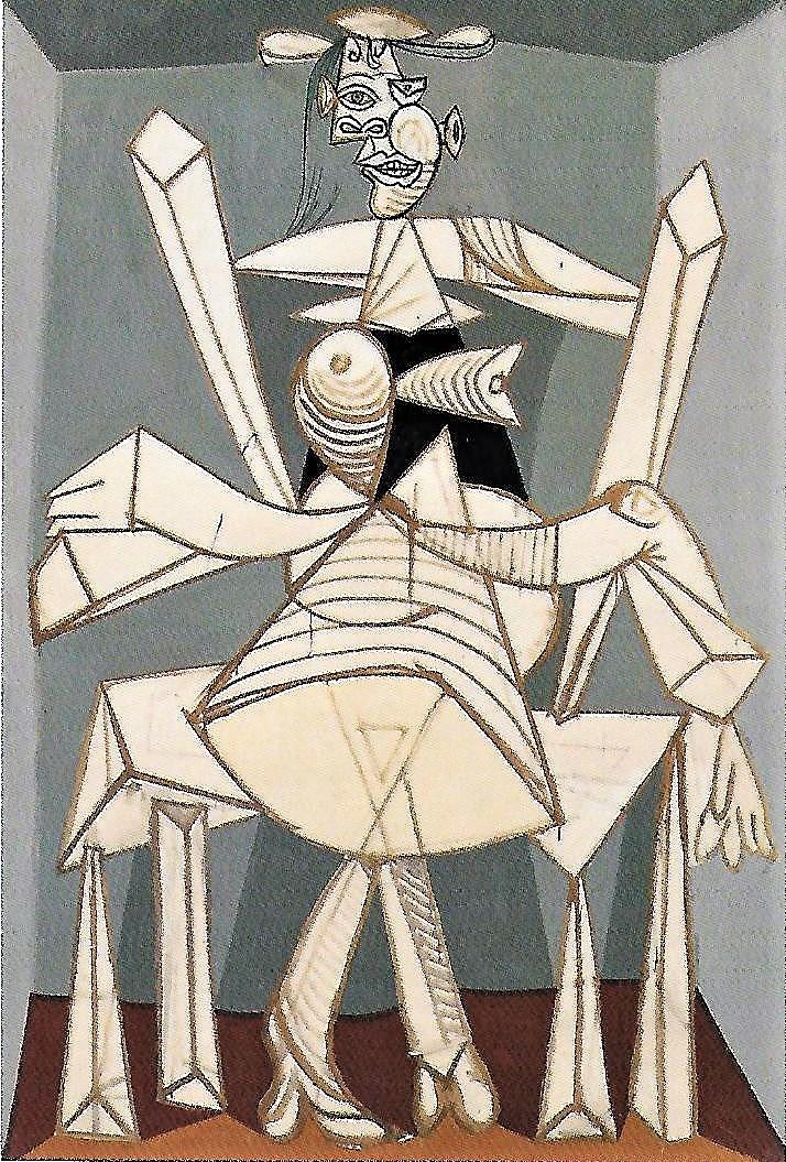 Picasso y Dora Maar, invitados en Bilbao