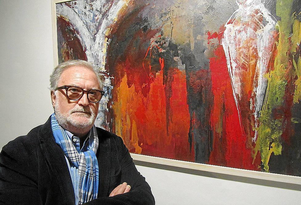 Jesús Camargo, el color y la pintura del Mediterráneo