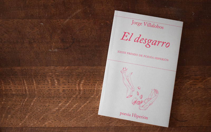 """Jorge Villalobos: """"El desgarro"""""""