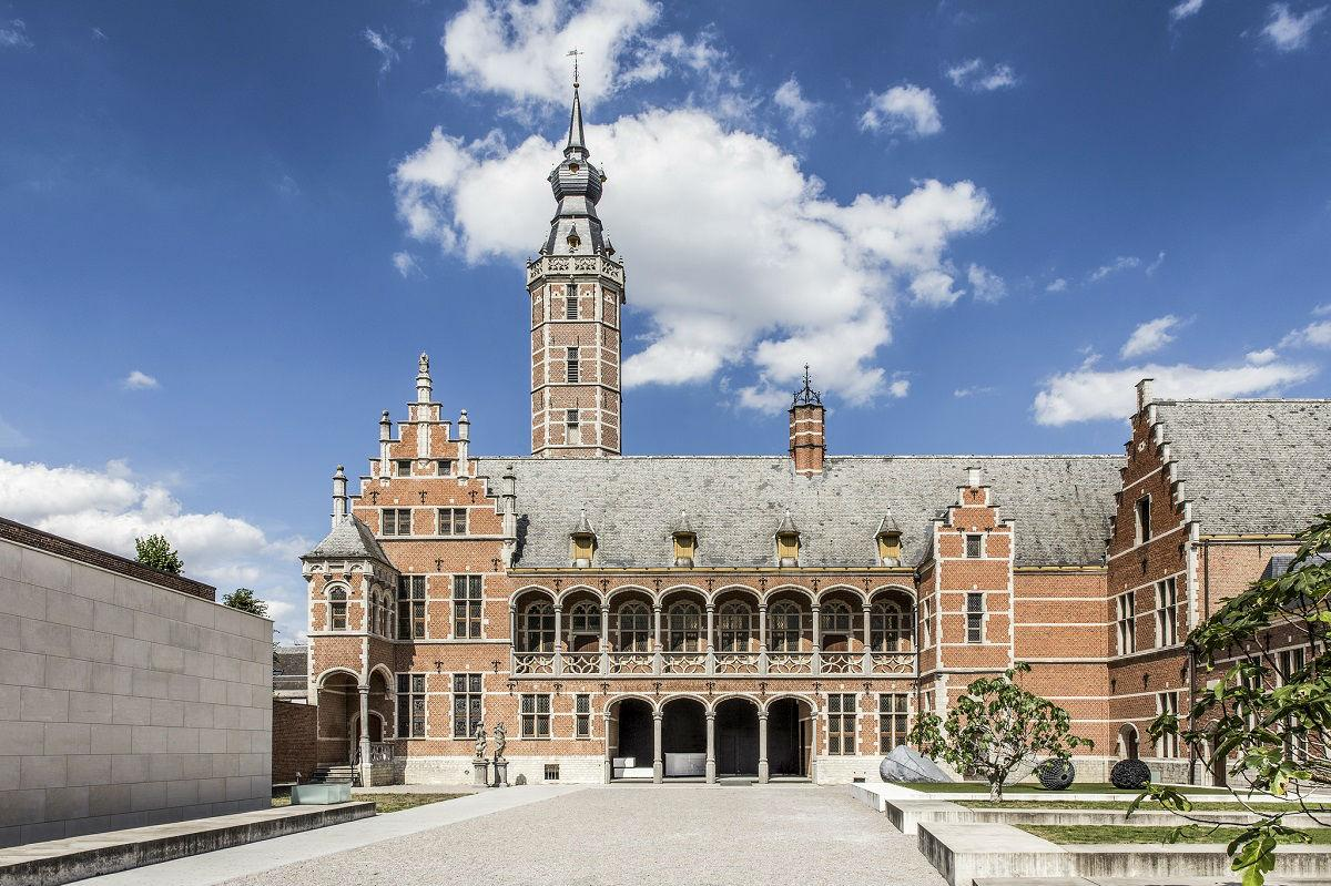 El renacimiento de un museo, el Hof van Busleyden