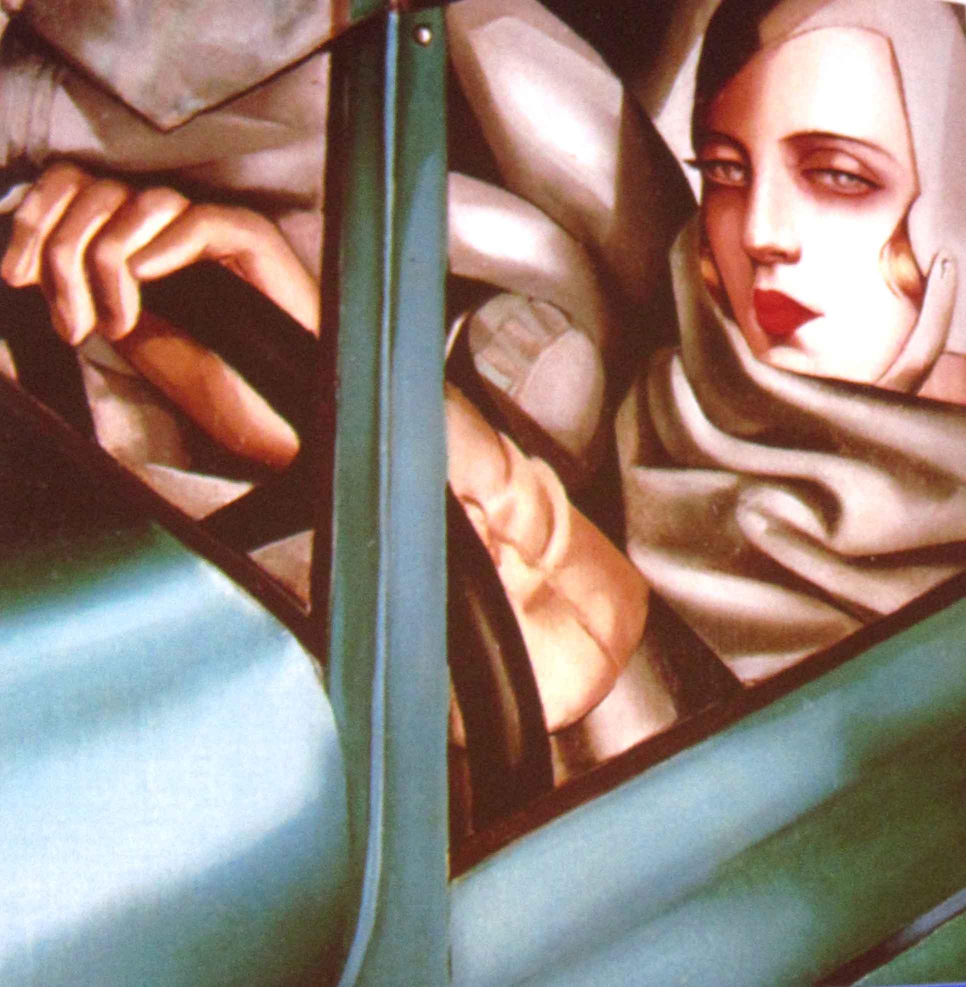 Tamara de Lempicka, reina del Art Decó (1898 -1980). Exposición y Conferencia de Adriana Zapisek