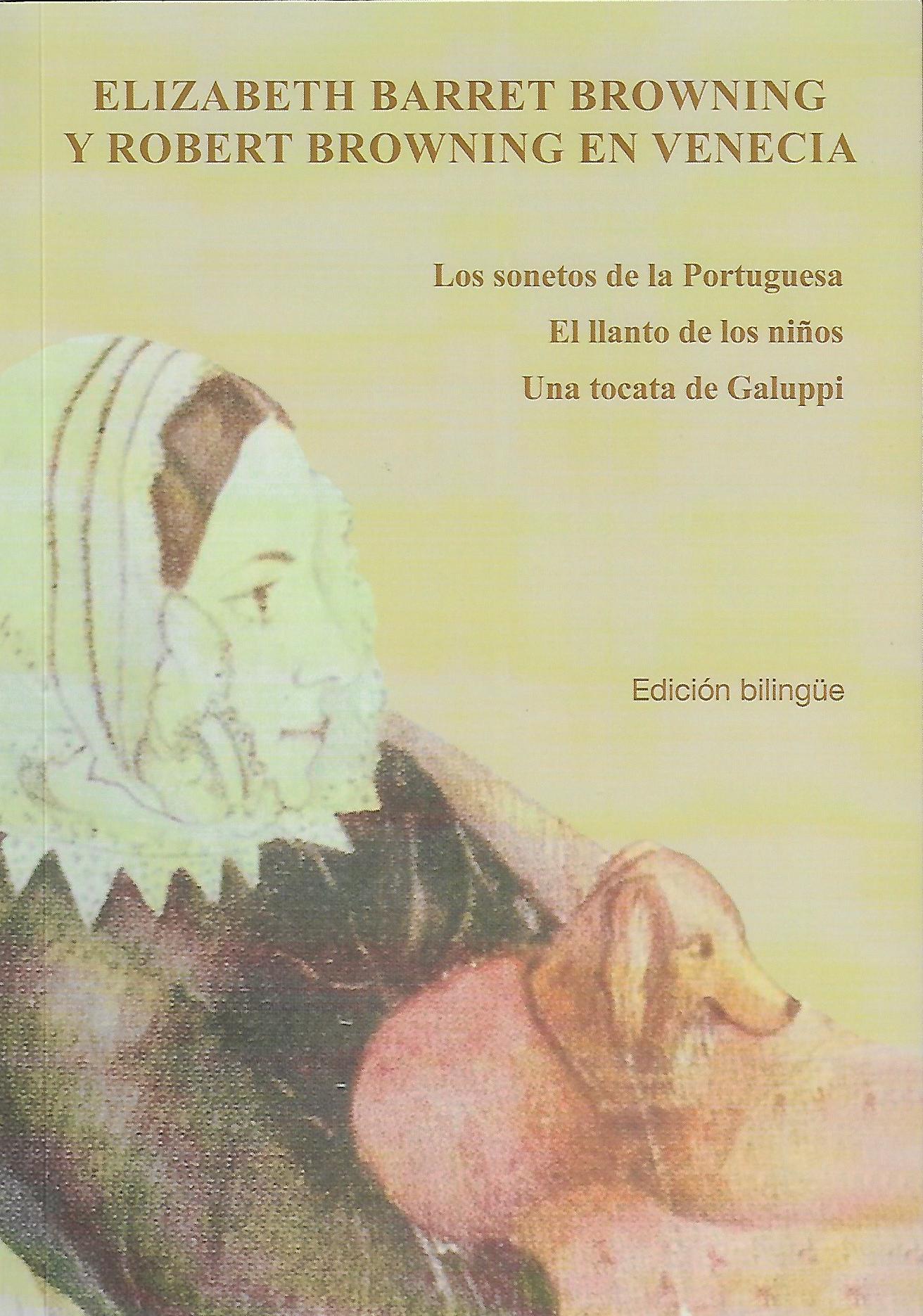 """""""Elizabeth Barret Browning y Robert Browning en Venecia"""""""
