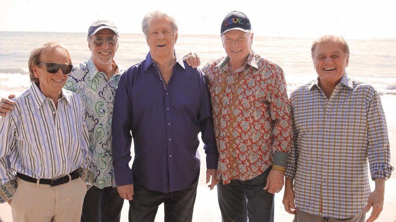 The Beach Boys, sinfonías pop