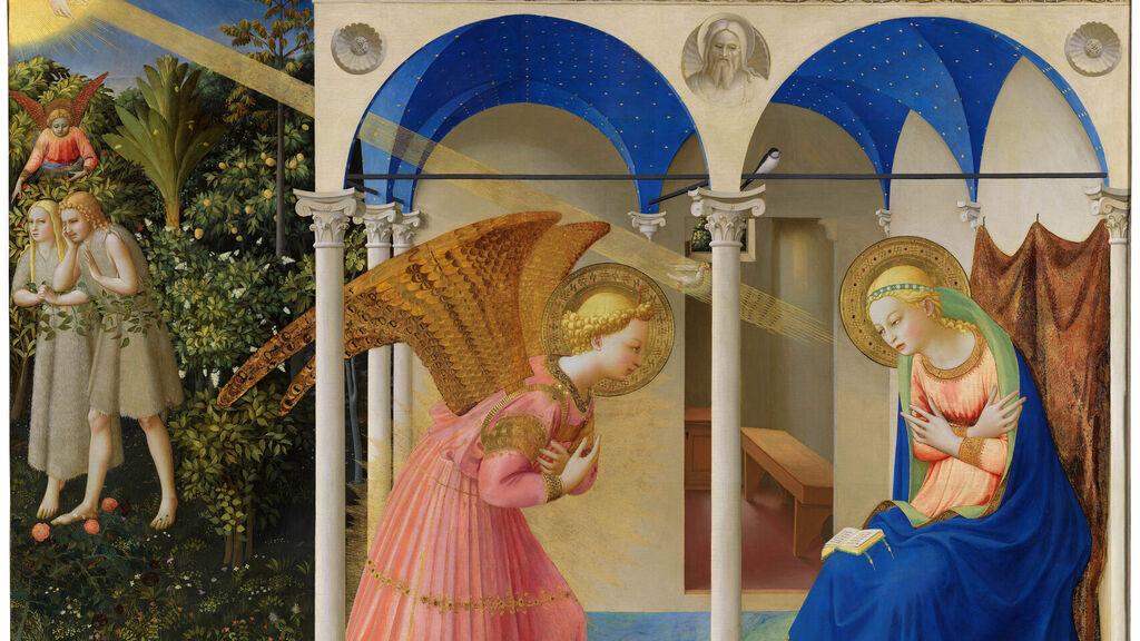 """""""Fra Angelico y los inicios del Renacimiento en Florencia"""""""