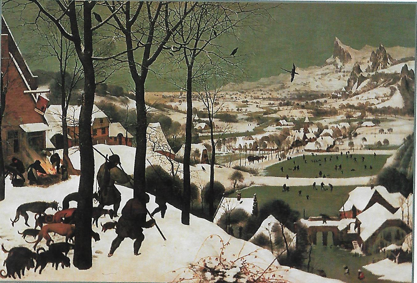 Bruegel, una visión muy particular del mundo