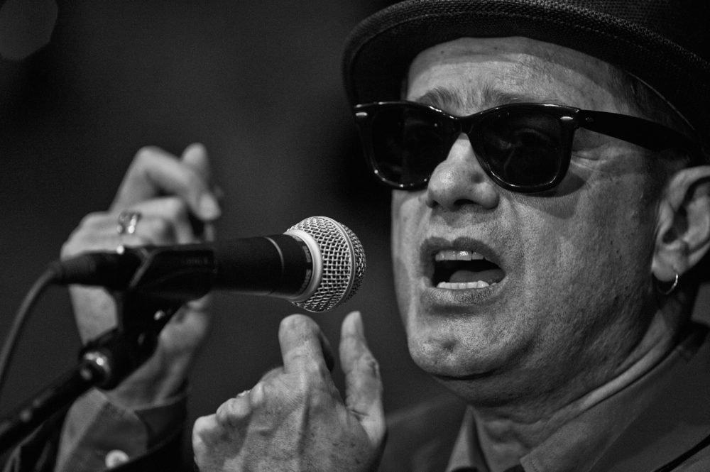 Santiago Auserón, verso cantado
