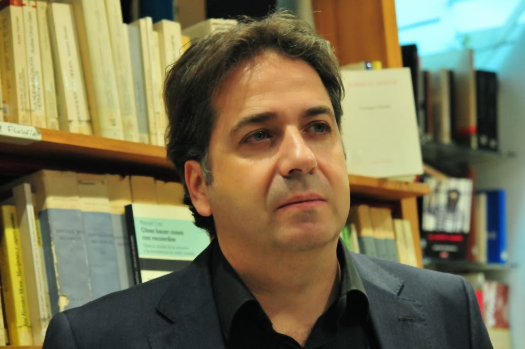 Jordi Doce: «La puerta verde»