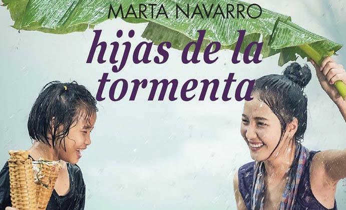 Marta Navarro: «Hijas de la tormenta»