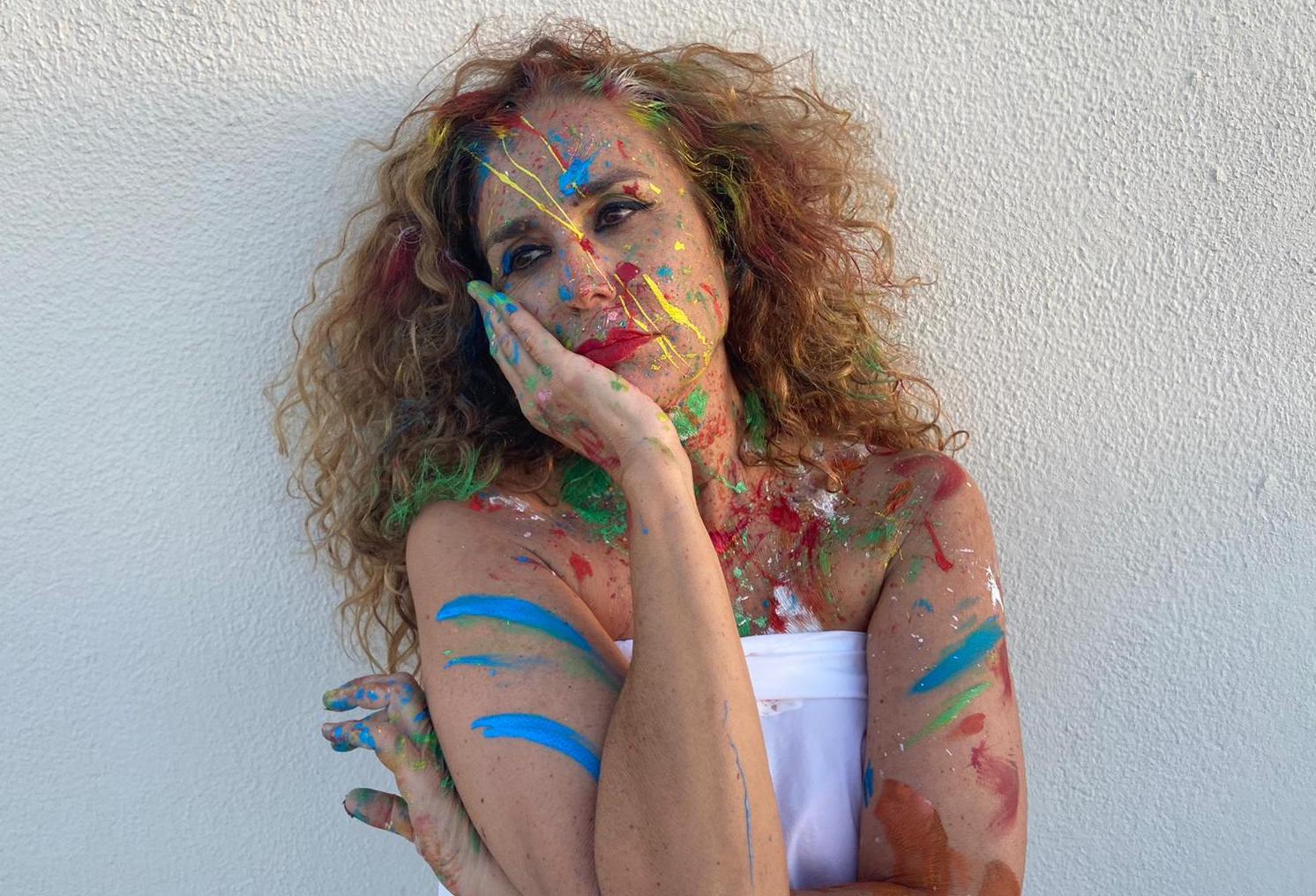 Marta Torres, pintora y escritora: Entrevista